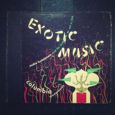 Andre Kostelanetz - Exotic Music, 1941. #vinyl #cratedigging #cratesofspace #78rpm #78rpmcommunity #shellac #gramophone #exotica. Facebook.com/cratesofspace