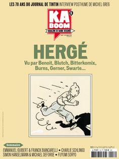 Kaboom #comics #bandedessinée #dessin #drawing #magazine