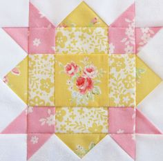 Farmer's Wife quilting block.. one day I'll try this quilt