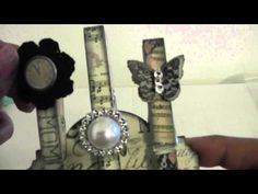 Altered clothes pins 6-4-13 - YouTube