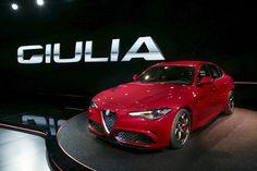 Nieuwe Giulia moet grote ommekeer inluiden voor Alfa Romeo - De Standaard