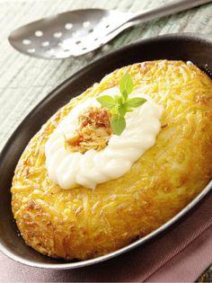 Batata suíça | UMA Mulher