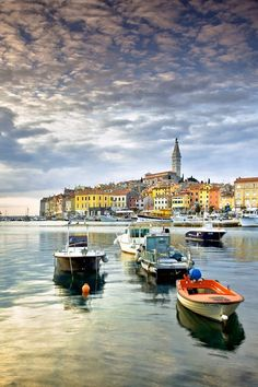 Rovinj, Croatia.  Our tips for 25 places to see in Croatia: http://www.europealacarte.co.uk/blog/2012/01/05/what-to-do-in-croatia/