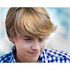 Cole Sprouse ❤ liked on Polyvore