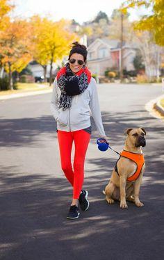 Comfy Walk Outfit #albionfit