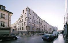 GAB 54 logements et commerces | chartier dalix