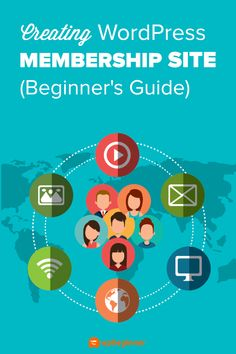 Looking to create your own WordPress membership website? Here's how to create a WordPress membership site like a Pro without any coding (step by step). Site Wordpress, Writing About Yourself, Hosting Company, Online Coaching, Virtual Assistant, How To Start A Blog, Coding, Time Website, Step Guide