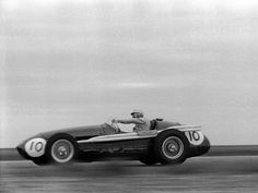 These Are the Most Beautiful F1 Cars Ever   Stirling Moss, long before he was knighted, at speed in the Maserati 250F in 1955.  Klemantaski Collection//Getty    WIRED.com