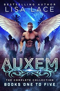 Auxem: The Complete Collection: A Science Fiction Alien Romance by Lisa Lace:- Amazon.co.uk ⚠ KU