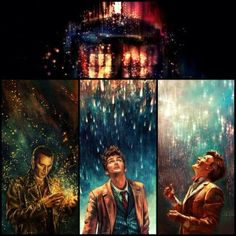 Beautiful Doctor Who Artwork.