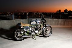 norton motorcycle | 1966 Norton Atlas by Trophy Motorcycles
