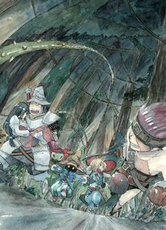 Final Fantasy IX - Escape from Evil Forest!
