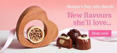 New flavours she'll love! 10 March, New Flavour, Shells, Lily, Seasons, Gifts, Conch Shells, Presents, Seashells