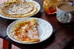 receta de masa para crepes fácil y rápida