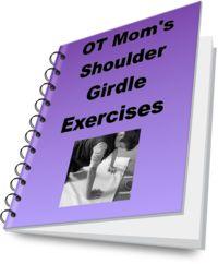 Shoulder Girdle Exercises For Kids