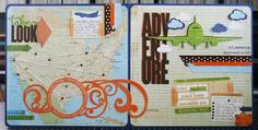 Adventure_spread - a Keri Brandford Studio Layout