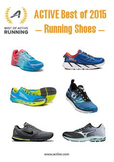 We saw many running shoes come and go this year, but these seven consistently wowed ACTIVE.com editors on the pavement, trail and more. ACTIVE Best of 2015: Running Shoes - http://www.active.com/running/articles/active-best-of-2015-running-shoes