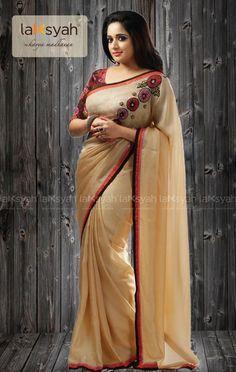 Kavya Madhavan Laksyah New Photoshoot Onam Saree, Kalamkari Saree, Lakshya Boutique, Indian Beauty Saree, Indian Sarees, Indian Fabric, South Indian Actress, South Actress, Saree Styles