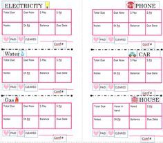 Absolutely free planner  inserts for you to print at home.  Refill your Planner agenda as needed