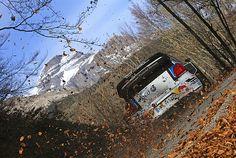 Ende Saison 2015 - Start zur Monte im Jan.16