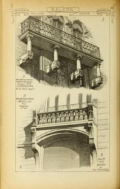 Materials and documents of architecture and sculpture : classified alphabetically Architecture Plan, Architecture Details, Technical Drawing, Renaissance Art, Rue, Alphabet, Vans, Sculpture, Daken