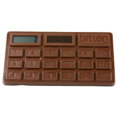 Large Chocolate Calculator - Only £8!!