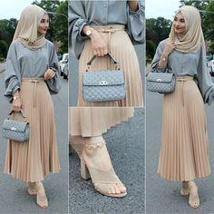 Hijab Styles 689121180469779089 - 13 Tuto Hijab Pour Jeune Fille – Hijab Fashion and Chic Style Source by hajarmounouar Modest Fashion Hijab, Modern Hijab Fashion, Hijab Fashion Inspiration, Islamic Fashion, Hijab Chic, Muslim Fashion, Look Fashion, Fashion Outfits, Fashion Muslimah