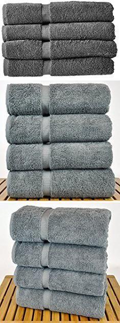 Visage mains cheveux serviette Set Quick-Dry Coton Broderie bain Noël Serviettes 3pcs