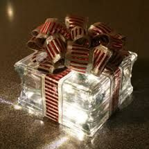 glass block crafts projects - Google Search