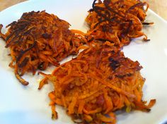 Sweet Potato Rösti