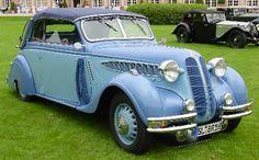 1936 BMW 326 Convertible