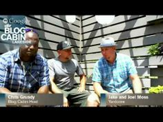 Hanging Out at Blog Cabin: Yardcore - YouTube