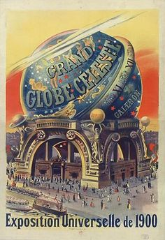 1900 World's Fair, France
