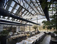 Restaurant De Kas, Amsterdam