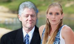 Teenage girl recruited by paedophile Jeffrey Epstein reveals how she twice met Bill Clinton #DailyMail