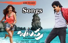 Balupu Songs
