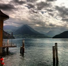 #Genfersee - #Montreux