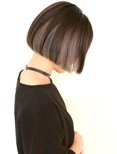 Short Grunge Hair, Hair Color Streaks, Kpop Hair, Shot Hair Styles, Dye My Hair, Hair Looks, Pink Hair, Bob Hairstyles, Hair Trends