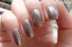 Nail of the Day: Catrice 860 Browno Mars ft. O.P.I. Save Me