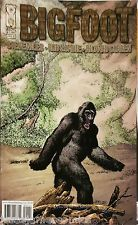 Bigfoot #1 1st Print HTF Steve Niles Rob Zombie Corben IDW Comic Book VF- 9/5 bc
