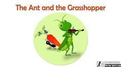 Aesop's fable, The Ant, and the Grasshopper is one of the best-renowned stories about hard work and future. This Motivational Short Story with Moral is an ex. Best Motivational Videos, Inspirational Short Stories, Short Moral Stories, Short Stories For Kids, Aesop, Morals, Ants, Positivity, Seeds