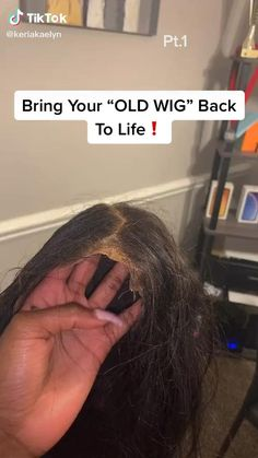 Hair Ponytail Styles, Curly Hair Styles, Natural Hair Styles, Hair Growth Tips, Hair Tips, Baddie Hairstyles, Weave Hairstyles, Hair Facts, Protective Hairstyles For Natural Hair