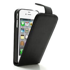 Flipfodral till iPhone 4. Hitta fler iPhonefodral: http://www.phonelife.se/iphonefodral