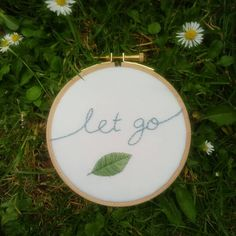 🍃 L e t g o 🍃 🙏 Let go of resentment. Let go of blame. Of anger. Self-doubt. Over-thinking. Making… White Dandelion, Nature Inspired, Blame, Craft Gifts, Letting Go, Positive Quotes, Self, Let It Be, Embroidery