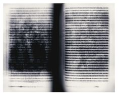 IDRIS KHAN B. 1978 EVERY... PAGE OF ROLAND BARTHES' BOOK 'CAMERA LUCIDA'
