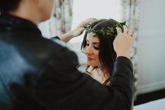 Leith & Brooke / Wedding Style Inspiration / LANE