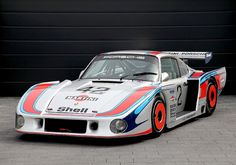 Porsche 935 race car - All Cars for Sale - Cars for Sale - Joe Macari Porsche Autos, Porsche Motorsport, Porsche 935, Porsche Carrera, Porsche Cars, Road Race Car, Race Cars, Lemans Car, Martini Racing