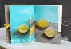Some fiddling on the kitchen table: Inspiration Wednesday #4
