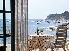 Hus i Calella de Palafrugell med 3 sovrum för 6 personer, just vid stranden. @homeaway