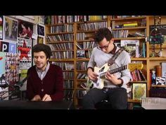 ▶ Passion Pit: NPR Music Tiny Desk Concert - YouTube